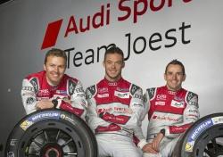 Marcel Fässler, André Lotterer, Benoît Tréluyer