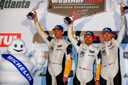 Corvette Racing Team: Gavin, Fässler, Milner