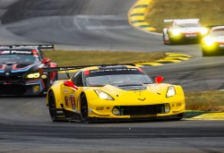 Mit Corvette in Le Mans 2018